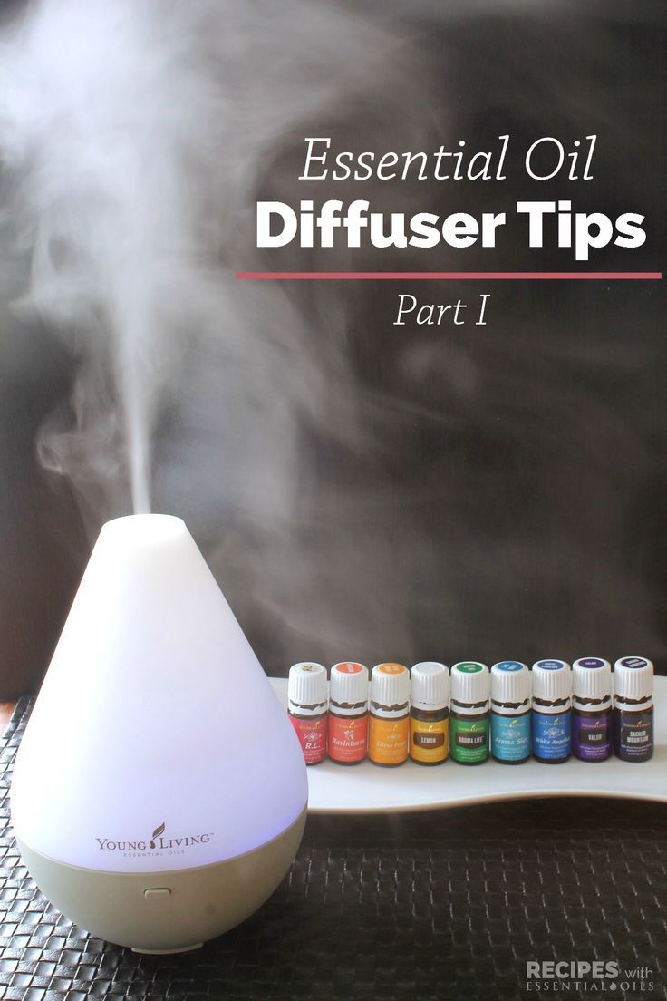 Our Best Essential Oil Diffuser Tips - Recipes with Essential Oils