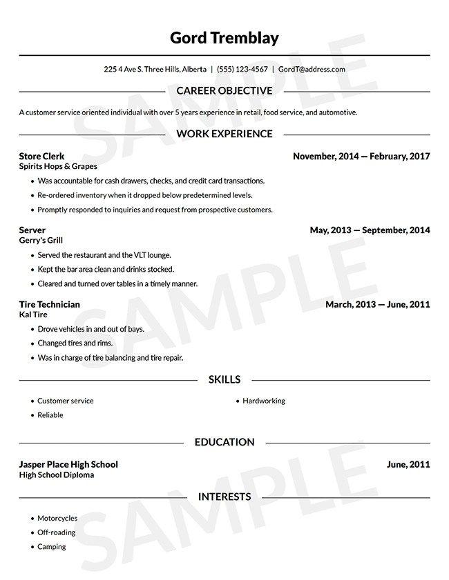 Resume Builder Free Online Resume Template Canada Lawdepot In 2020 Free Online Resume Templates Online Resume Template Online Resume