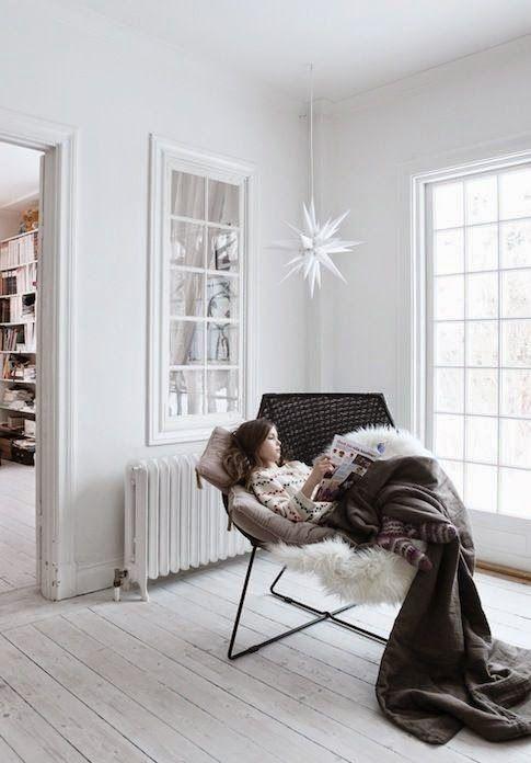 Pellmell Créations: Des intérieurs chauds et lumineux pour l'hiver