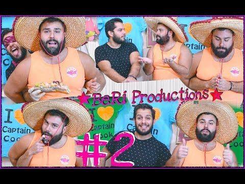 Captain Cook -  Επεισόδιο 2ο / Σεζόν 2η - BeRi Productions