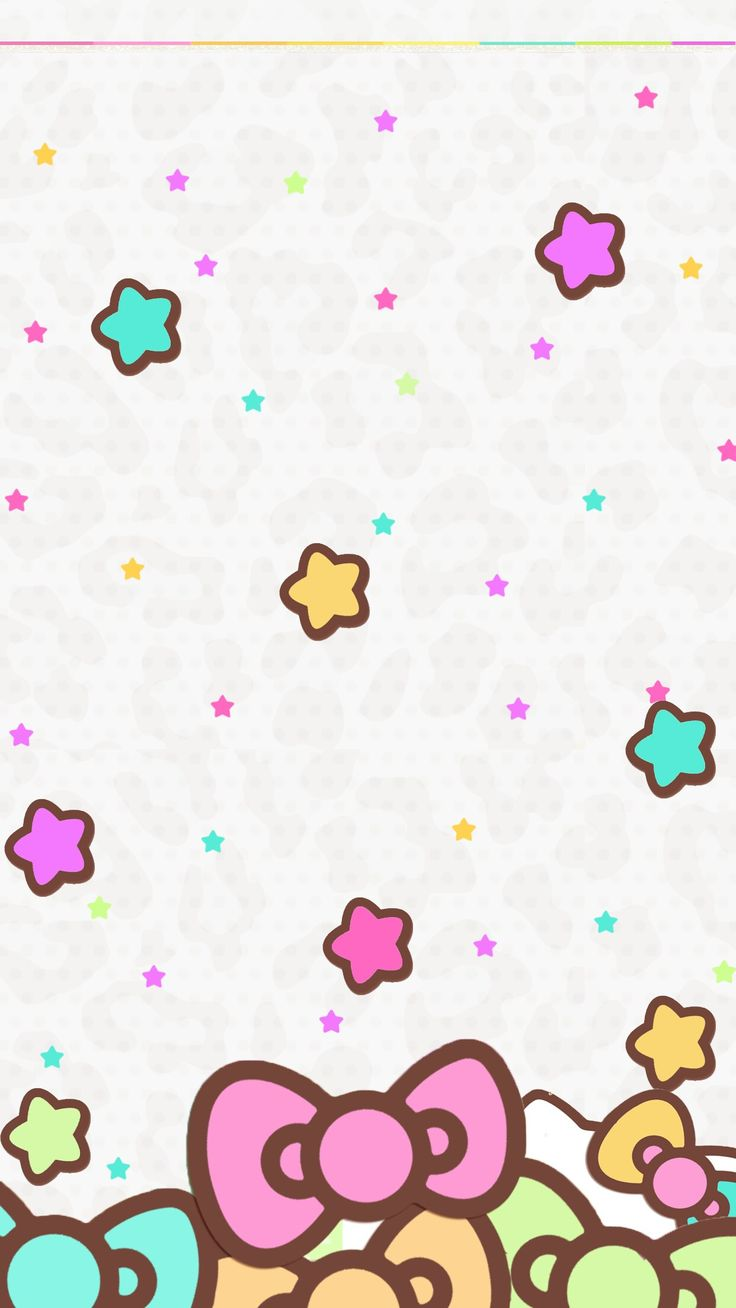 2871 best images about Hello Kitty Wallpapers on Pinterest  Iphone 5 wallpaper, Pink hello