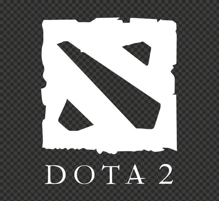 Dota 2 Logo Png Graphic Design Transparent Png Dota 2 Logo Line Art Drawings Graphic Design