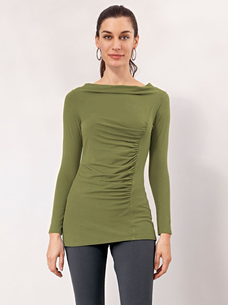 AKIMBO TUNIC     If you love having organic clothing , then look no further -  here are some of my favorite choices from Blue Canoe , ...