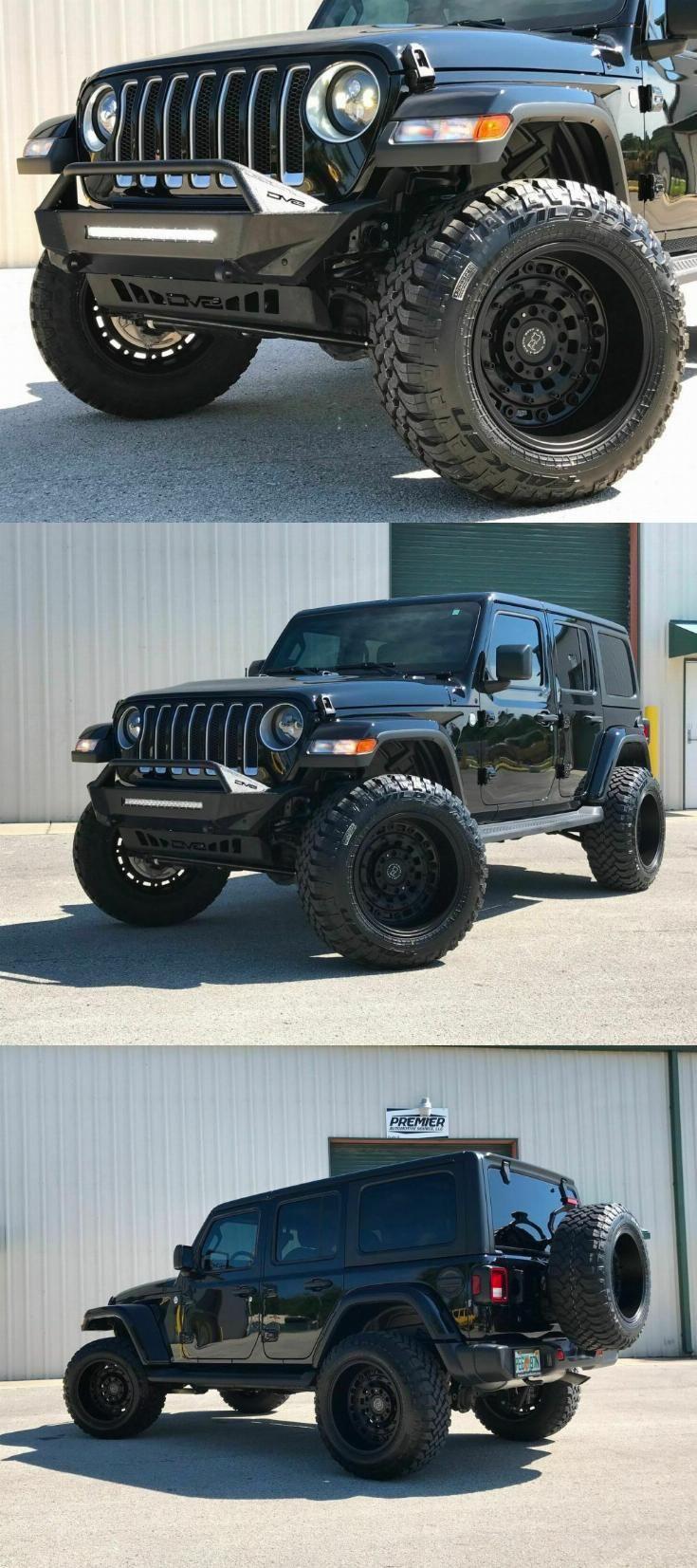 "Fastest Jeep Wrangler : fastest, wrangler, Wrangler, Lifted, Black, Rhino, Wheels, 35""s, LED's, Wheels,"
