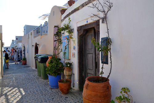 Santorini, Oia, 2013