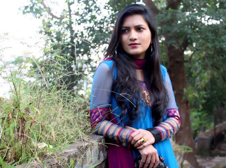 #ethnic #traditional #indian #traditionalootd #styllogue #indiandress #anarkali