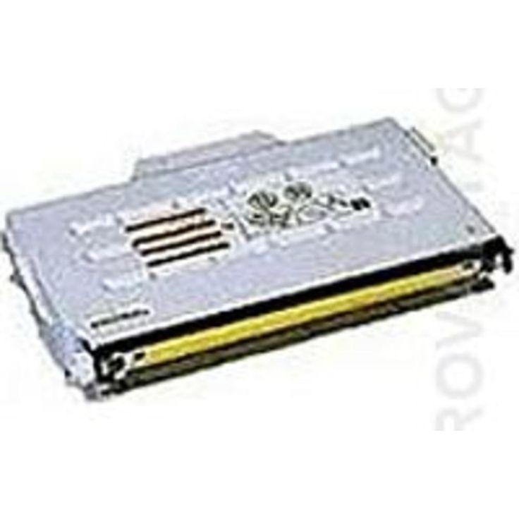 Konica Minolta 1710188-001 Yellow Toner Cartridge for Magicolor 2 Series