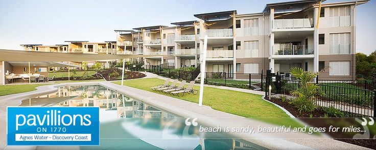 Agnes waters beachfront accommodation is considered as an ideal place to stay because of its maintained resorts offering luxurious apartments containing class amenities as pool, spa, and private balconies etc. All the apartments are completely equipped with the modern and stylish appliances of different that tourists may have a chance to feel the comfort of their home.