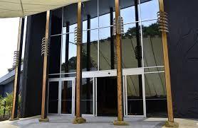 Waitangi Museum Entrance