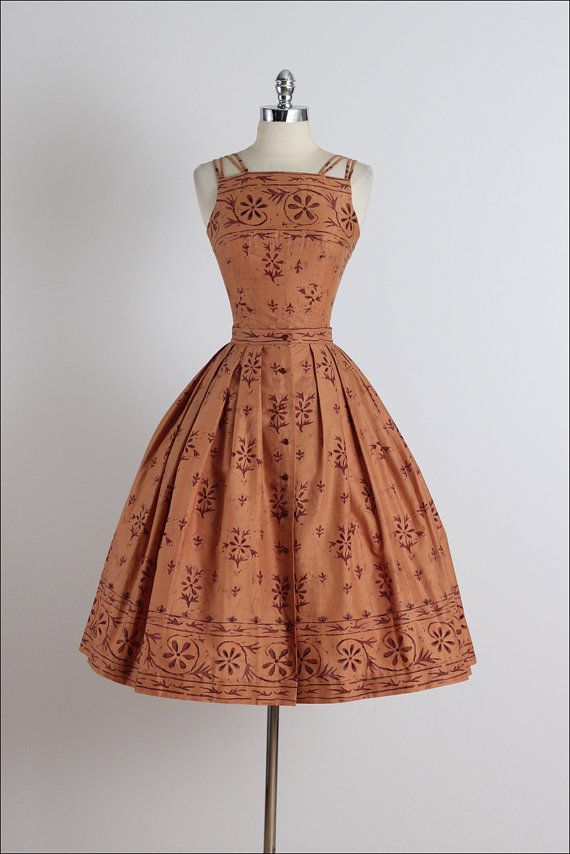 1000  images about 1950s Vintage Clothes on Pinterest  Day ...