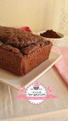 Japan Cake light al cacao (76 calorie a porzione) | Le Ricette Super Light Di Giovi
