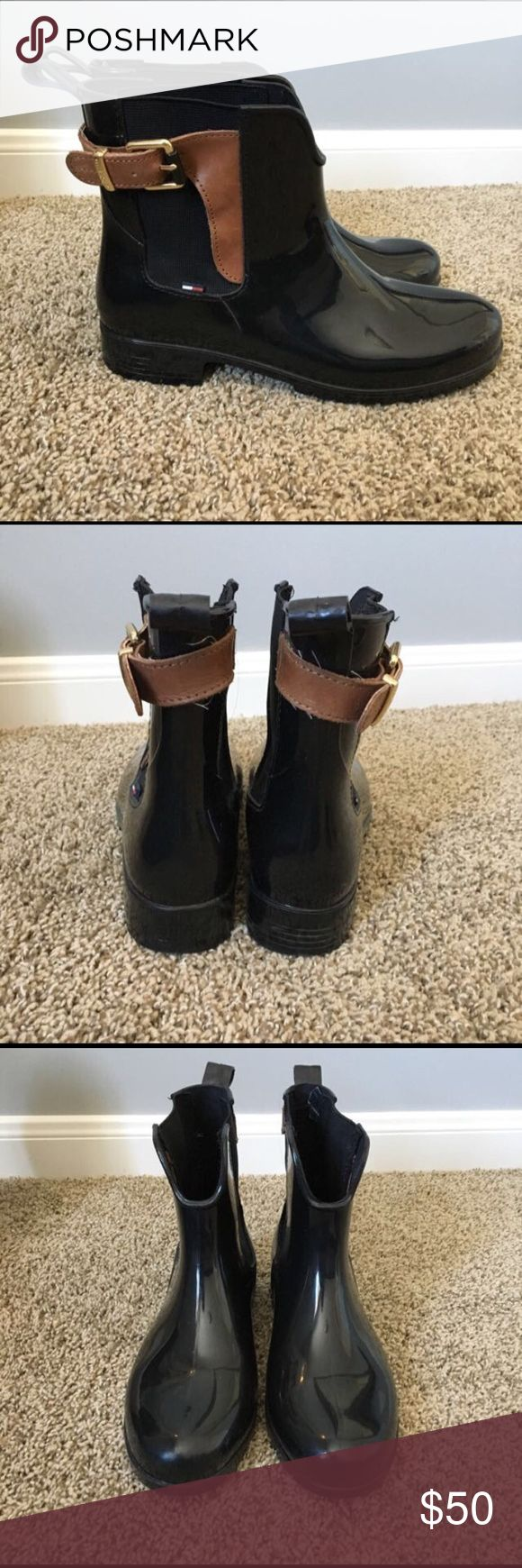 Tommy Hilfiger Boots Casual Tommy Hilfiger Boots, Tommy Hilfiger Shoes Ankle Boots & Booties