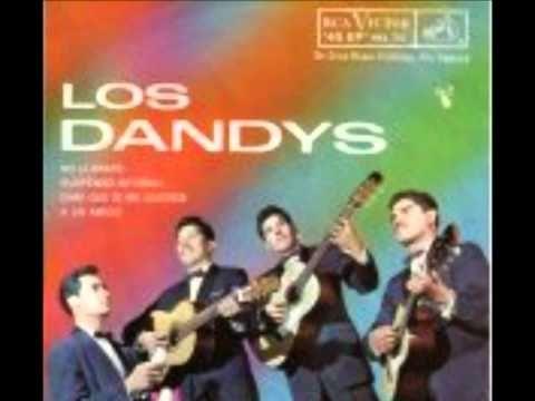 LOS DANDYS-(( HOJA SECA.---(wmv - YouTube