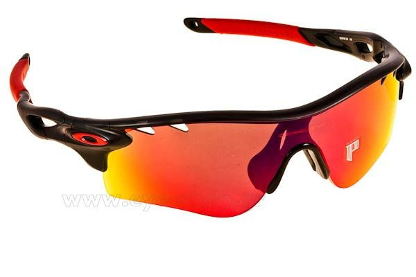 Γυαλια Ηλιου  Oakley Radarlock Path 9181 23 Vented Mt Black Ink OO Red Irid Polarized Τιμή: 276,00 €