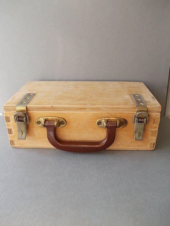X  X  Wooden Craft Box