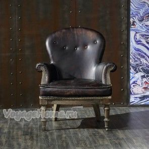 Howard Collection  Кожанное  кресло