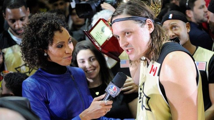 Sage Steele interviews Canada's  Win Butler.