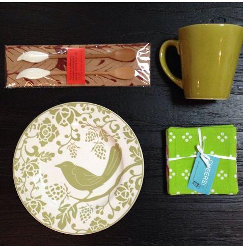Morning tea..by Tan Living.