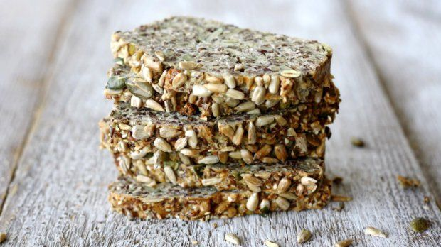 Paleo chléb ze semínek  Foto: