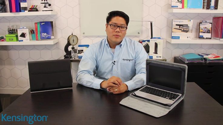 Kensington Canada LS510 Rugged Chromebook Case Training Video  - Howard Lee