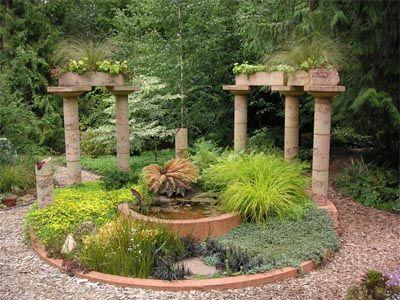 Best 25 Mediterranean garden design ideas on Pinterest