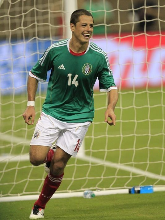"""vier """"Chicharito"""" Hernandez will get plenty of playing time this summer.  The Manchester United forward, who has started only two games since January, was one of 23 players named to Mexico's preliminary World Cup roster Friday. The team begins training camp Monday."""