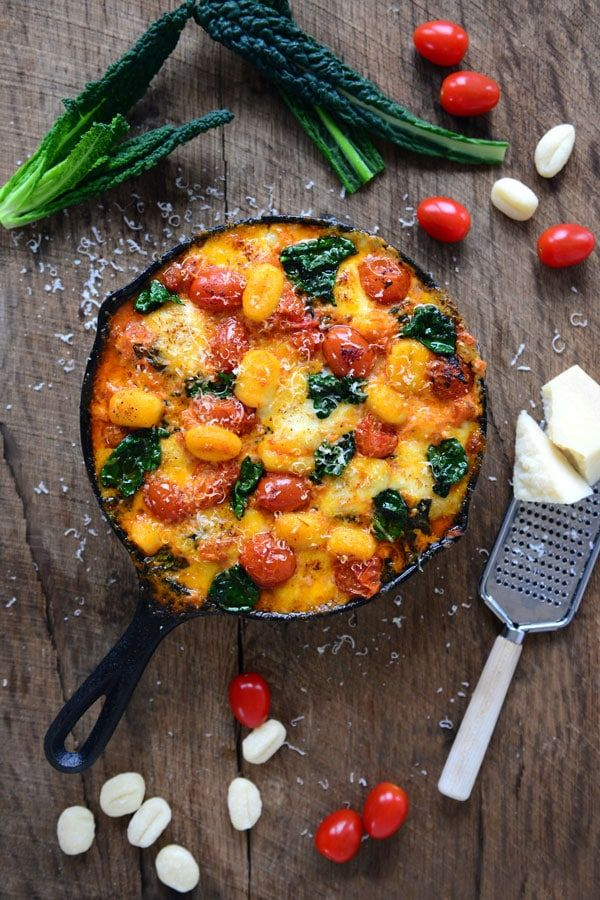 A soon-to-be favorite, this irresistibly creamy, cheesy gnocchi dish is going to blow you away. We're sure of it. Starring our fresh-tomato Marinara Sauce and pillowy potato gnocchi, there's no...