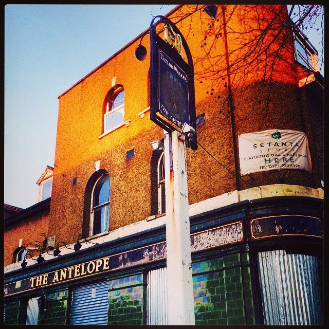 Another #pub gone #Leyton #Antelope - people drink at your local! Keep it a #Kooky #London #ig_London #igLondon #London_only #UK #England #English #British #iPhone #quirky #odd #photoftheday #photography #picoftheday #igerslondon #londonpop #lovelondon #timeoutlondon #instalondon #londonslovinit #mylondon #Leytonstone #beer #boozer #Padgram