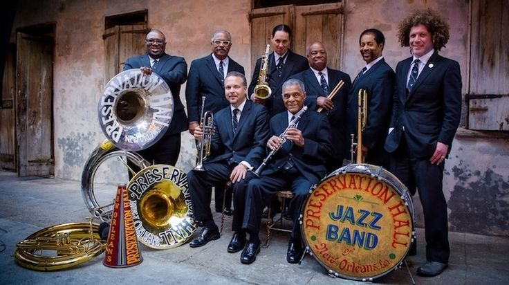 First Listen: Preservation Hall Jazz Band's new album, That's It!, comes out July 9.
