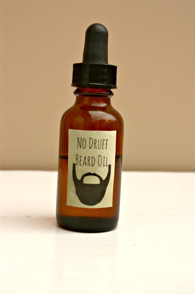 DIY Beard Oil (contributor post)