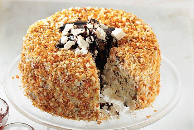 Αρμενοβίλ (τούρτα) να κάνω οπωσδήποτε....