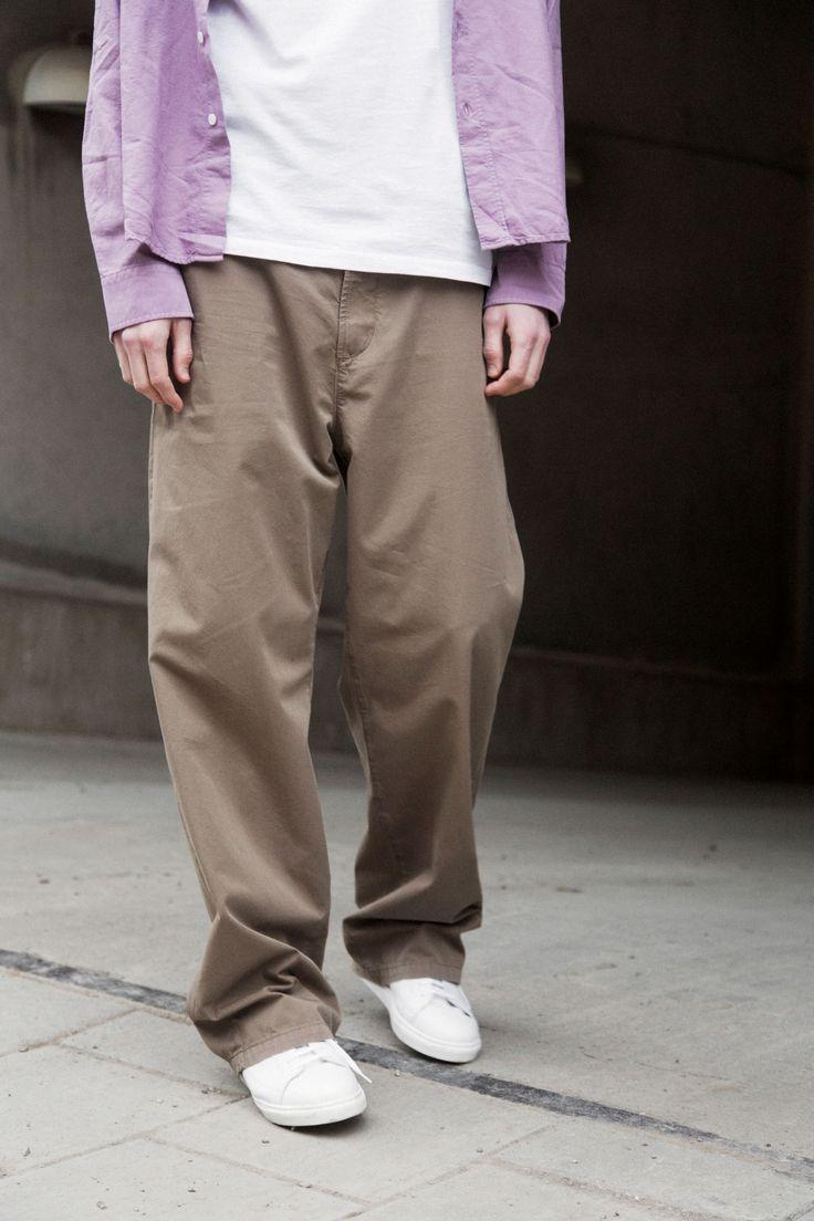 Wind Trouser - Lt Beige #HopeStockholm http://hope-sthlm.com/wind-trouser-lt-beige