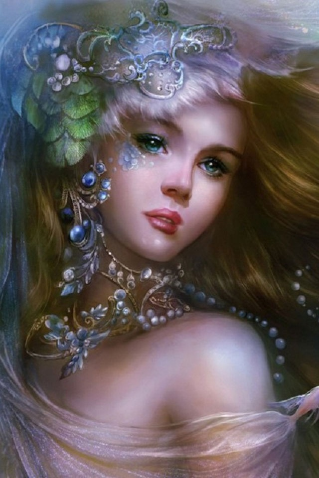 **Enchanted fairy