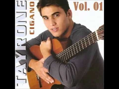 Tayrone Cigano CD Vol  01 COMPLETO
