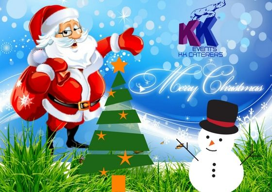 """We wish you a pleasant Christmas and not only a good start  but also a good lock for the next year  Merry Christmas to you!""   - @KKEvents_hyd"