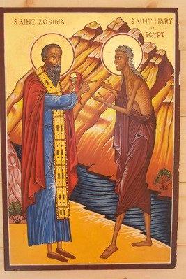 Orthodoxy of the World  Saint Mary of Egypt