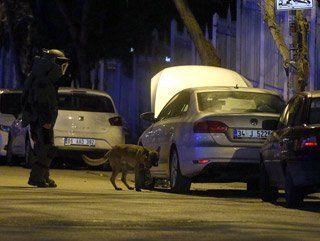 Ankarada kaka anahtar alarmı