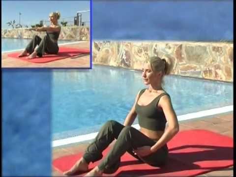 ▶ Pilates silhouette en 20' par jour - Exercices - YouTube