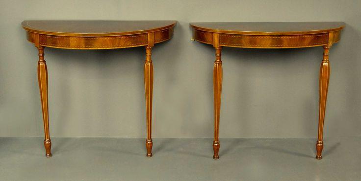 Mesa clasica mesas consolas de dos patas pinterest for Furniture 0 interest
