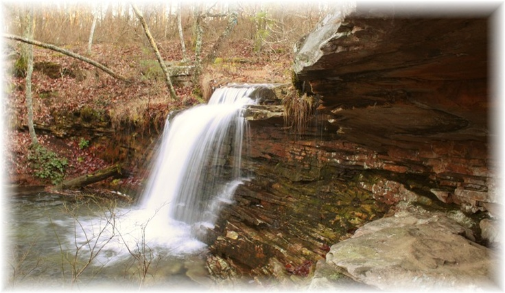 Love going to DeSoto State Park and Little River Canyon especially in the fall
