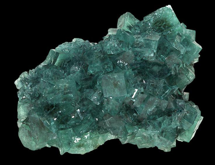 Cuprosmithsonite - Tsumeb Mine, Namibia