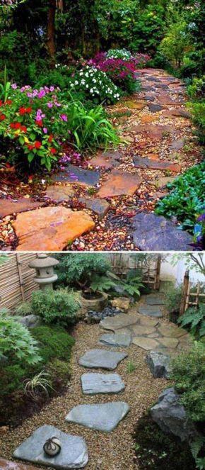 17 best ideas about pebble garden on pinterest. Black Bedroom Furniture Sets. Home Design Ideas