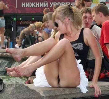 Упскирт у танцоров фото 441-174