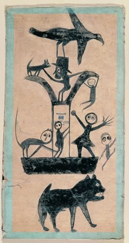 by Bill Traylor
