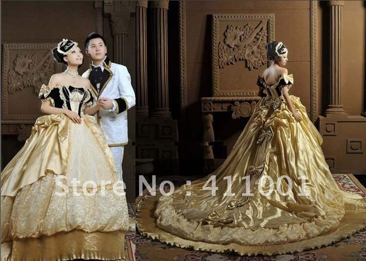 renaissance ball gowns