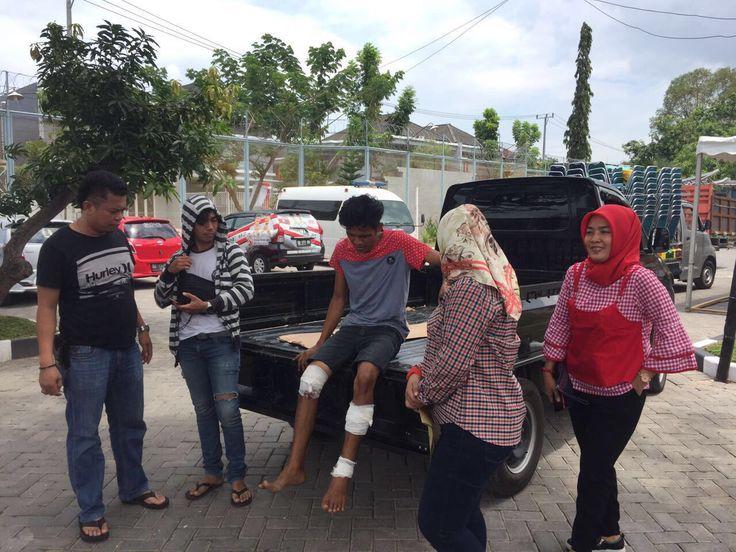 Tertangkap, DPO Kejari Makassar Dilumpuhkan Pakai 'Timah Panas'