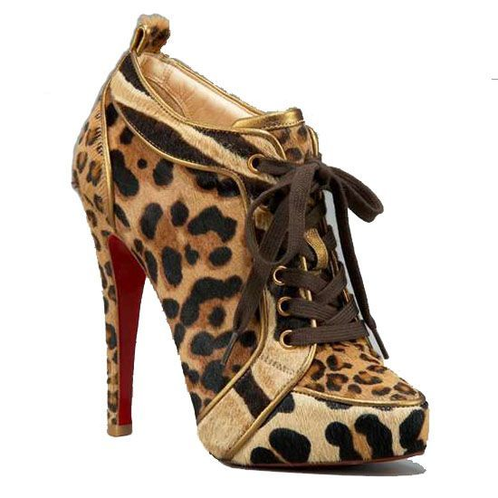 Crazy for Christian Louboutin