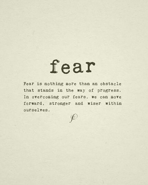 25 Great Inspiring Quotes on Fear and Courage ...