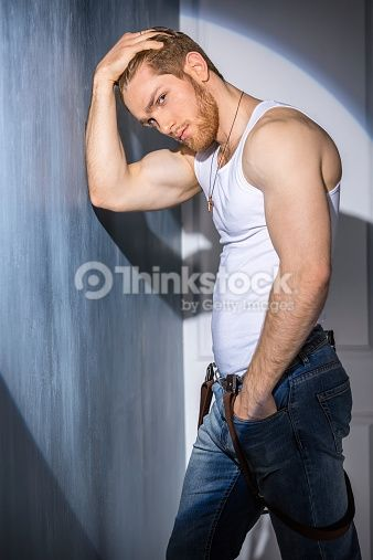 Stock Photo : attractive man