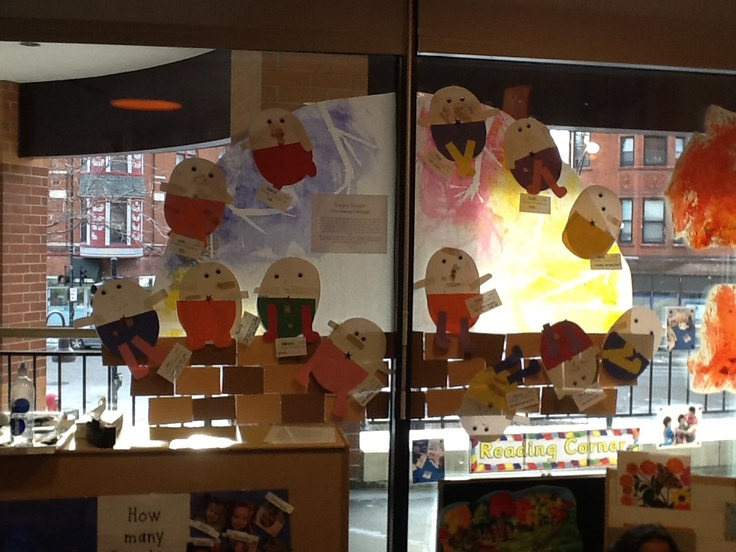 Humpty Dumpty Art Craft